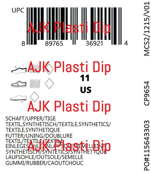 AD Yz Bts UPC Labels