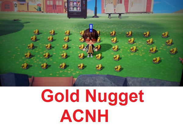 Gold Nugget x 40 stacks
