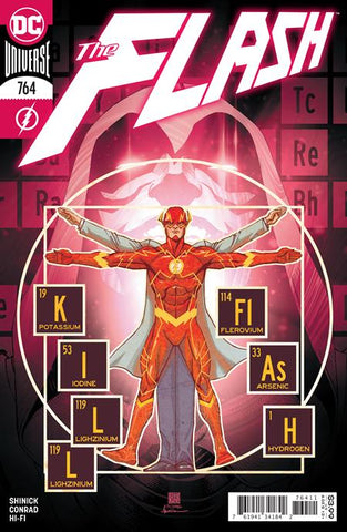 FLASH #764 COVER A - 10/27/20