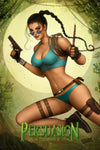 Persuasion Szerdy Tomb Raider Cosplay Green Variant - 8/1/20