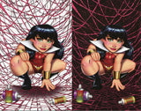 Vampirella #17 Chibi McFarlane Homage (Set of 2)