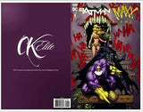 Batman Maxx Arkham Dreams #1 CK Elite Exclusive - Jason Metcalf - Limited to 1000