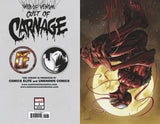 WEB OF VENOM CULT OF CARNAGE #1 - SALVADOR LAROCCO VIRGIN COVER B