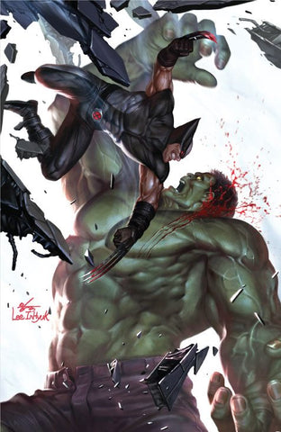 IMMORTAL HULK 17 EXCLUSIVE - INHYUK LEE - VIRGIN COVER B - LIM TO 1000 - 5/15/19