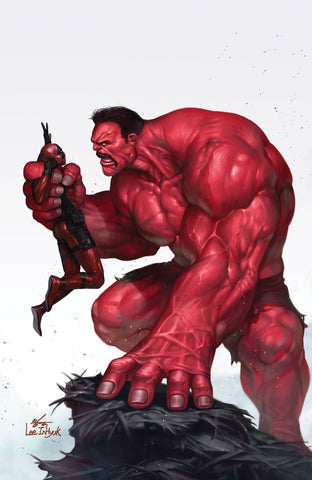 IMMORTAL HULK #21 INHYUK LEE- VIRGIN COVER B - 7/17/19