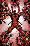 Absolute Carnage Vs Deadpool #3 Tyler Kirkham Virgin Cover - 10/16/19