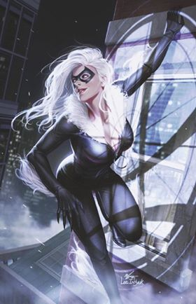 BLACK CAT #3 INHYUK LEE EXCLUSIVE VIRGIN VARIANT