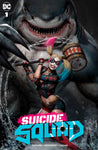 SUICIDE SQUAD #1 RYAN BROWN VARIANT COVER A