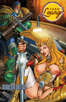 Faro's Lounge - She-Ra & Judge Dredd Naughty Variant