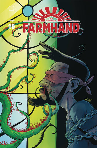 FARMHAND #10 (MR) - 7/24/19