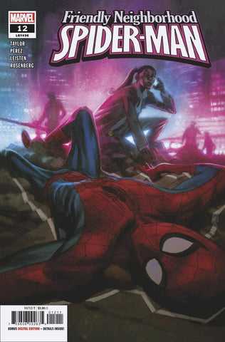 FRIENDLY NEIGHBORHOOD SPIDER-MAN #12 - 9/18/19