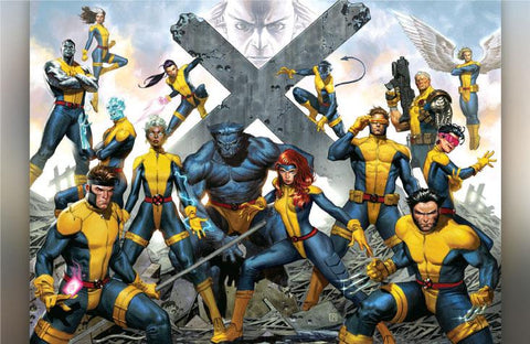 HOUSE OF X #4 (OF 6) MOLINA 2ND PTG VIRGIN EXCLUSIVE