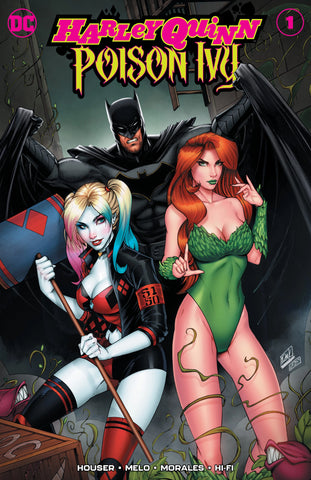 HARLEY QUINN & POISON IVY #1 - RYAN KINCAID COMICS ELITE EXCLUSIVE