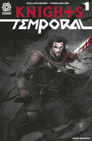KNIGHTS TEMPORAL #1 2ND PRINT- 8/28/19