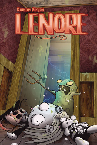LENORE VOLUME III #1 COVER B DIRGE - 8/7/19