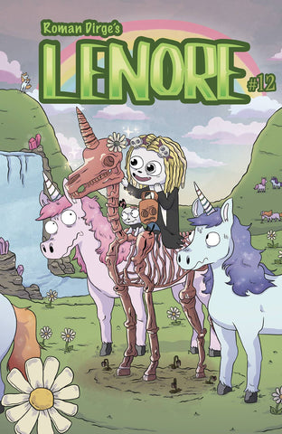 LENORE VOLUME III #1 COVER A GRALEY - 8/7/19