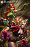 HARLEY QUINN & POISON IVY #3 COVER B - EJIKURE LIM TO 750