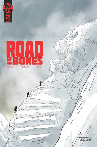 ROAD OF BONES #2 (OF 4) 2ND PRINT - 8/21/19
