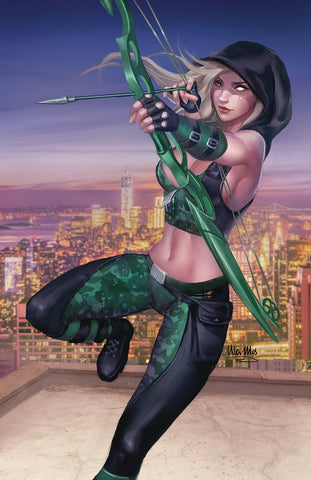 ROBYN HOOD OUTLAW #1 (OF 6) COVER C MOS - 2/13/19