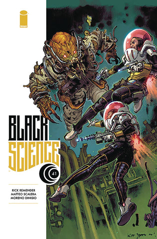BLACK SCIENCE #41 COVER B GI (MR) - 7/17/19