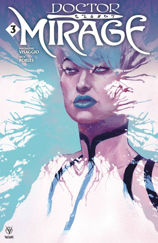 DOCTOR MIRAGE #3 (OF 5) CVR B ALLEN - 10/23/2019