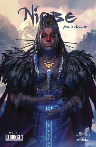 NIOBE SHE IS DEATH #1 COVER A NAM - 11/6/18