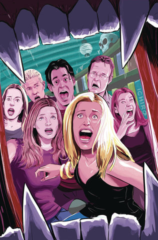 BUFFY THE VAMPIRE SLAYER #10 CVR D PREORDER INZANA VARIANT - 12/4/2019