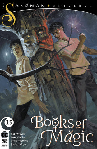 BOOKS OF MAGIC #15 - 1/1/20