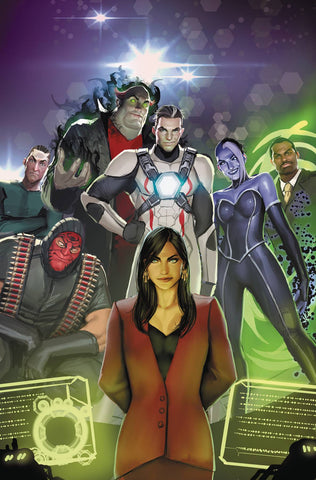 CATALYST PRIME SEVEN DAYS #3 SEJIC VARIANT - 12/11/19