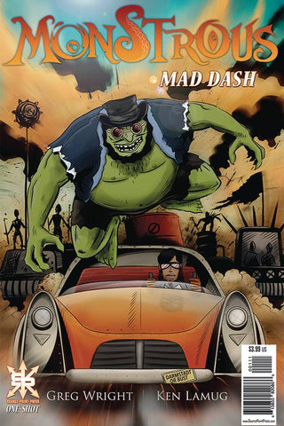 MONSTROUS MAD DASH ONE-SHOT - 1/29/2020