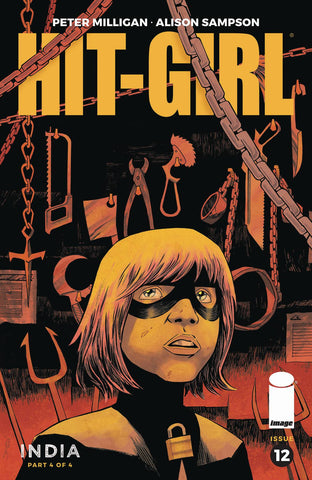 HIT-GIRL SEASON TWO #12 CVR A SHALVEY - 1/15/20