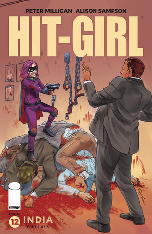 HIT-GIRL SEASON TWO #12 CVR C ROMAN - 1/15/20