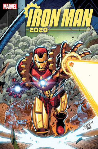 IRON MAN 2020 #1 (OF 6) RON LIM VARIANT - 1/15/20