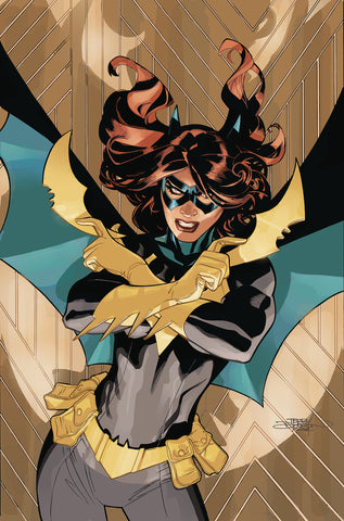 BATGIRL #44 CARD STOCK T AND R DODSON VARIANT - 2/26/20