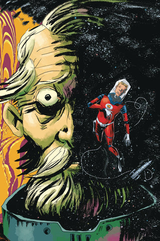 COLONEL WEIRD COSMAGOG #1 (OF 4) COVER B LEMIRE & STEWART - 10/28/20