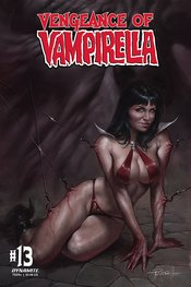 VENGEANCE OF VAMPIRELLA #13 CVR A PARRILLO 12/23/20