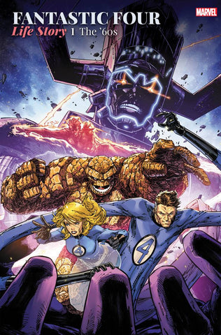 FANTASTIC FOUR LIFE STORY #1 (OF 6) BOOTH VARIANT - 5/19/21
