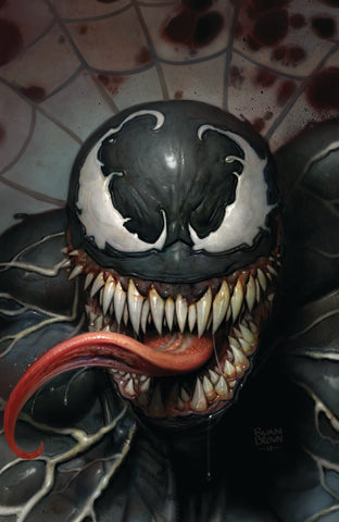 Symbiote Spider-Man Ryan Brown Exclusive - Virgin Cover B Lim to 1000 - 4/10/19