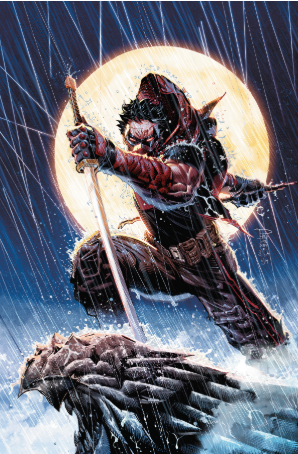 RED HOOD OUTLAW #44 PHILIP TAN VARIANT - 5/20/20