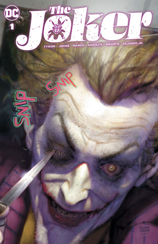 JOKER #1 RYAN BROWN TRADE DRESS VARIANT - 3/9/21