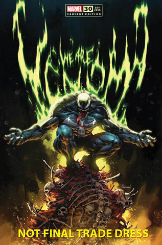 VENOM #30 KAEL NGU TRADE DRESS VARIANT - 11/18/20