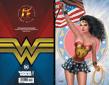 Wonder Woman 750 Szerdy Virgin Cover B
