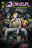 Joker 80th Anniversary Ryan Brown Cover A - Lim to 2500 - 6/17/20
