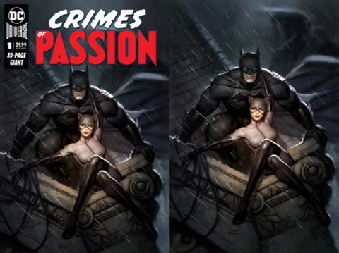 CRIMES OF PASSION - RYAN BROWN - SET of A & B - 2/5/20