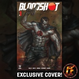 BLOODSHOT #1 LUCIO PARRILLO NYCC EXCLUSIVE COVER A Lim to 400