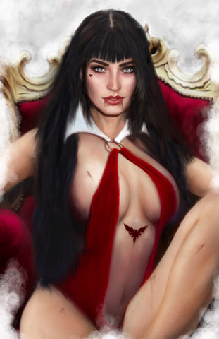 VAMPIRELLA #12 - PIPER RUDICH (1 of 5 cover set) - Ltd 500
