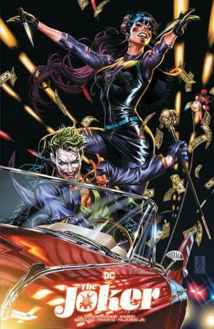 JOKER #1 MARK BROOKS TEAM VARIANT - 3/9/21