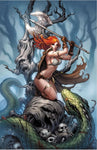 Killing Red Sonja #1 Sabine Rich CE Variant - Ltd 400