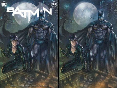 Batman #100 Lucio Parrillo CE Variant SET - 10/6/20