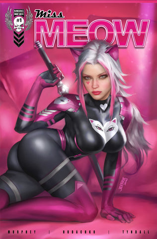 Miss Meow #1 Comics Elite Trade Dress Variant (Ltd. to 200)